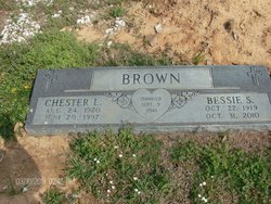 Chester Lee Brown