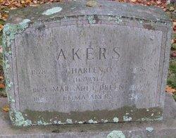 Margaret <i>Breen</i> Akers