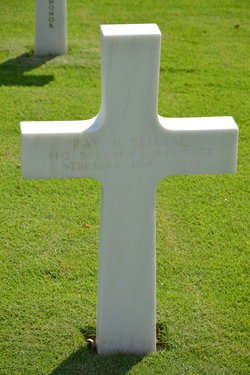 PFC Ray A Belleau