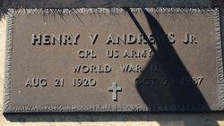 Henry Vinton Andrews, Jr