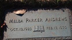 Melba <i>Parker</i> Andrews