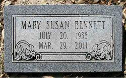 Mary Susan Bennett
