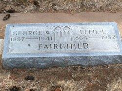 Effie Louisa <i>Daniel Cosatt</i> Fairchild