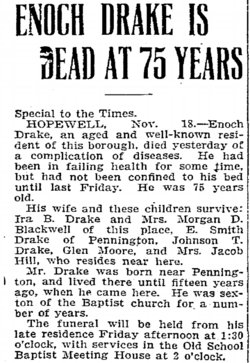 Enoch Drake