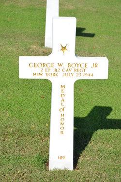 George W.G. Boyce, Jr