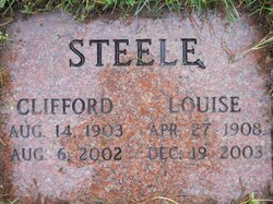 Louise Bonnell <i>Holeman</i> Steele