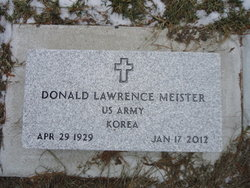 Donald Lawrence Meister