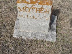 Mary Margaret Mollie <i>McFarland</i> Lillard
