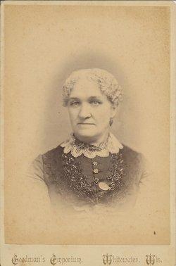 Sarah E <i>Plummer</i> Palmer