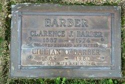 Clarence Joseph Barber