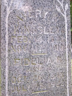 Avery Washburn Kingsley