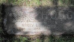 Harry L Hodges