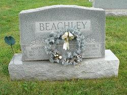 Charlotte Virginia <i>Holter</i> Beachley
