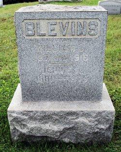 Jennie Rosanna <i>McKissick</i> Blevins