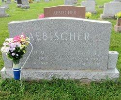 John A Aebischer