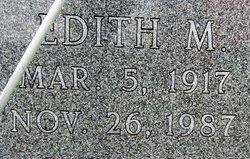 Edith May <i>Wood</i> Aebischer