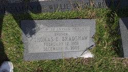 Thomas Eugene Bradshaw