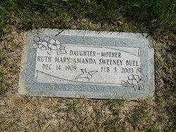 Ruth Mary Amanda <i>Sweeney</i> Buel