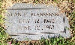 Alan D Blankenship
