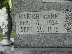 Marion Hank Druley