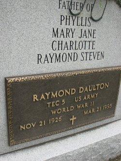 Raymond Daulton