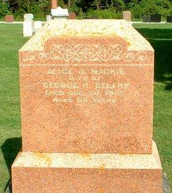 Alice Jane <i>Mackie</i> Belfry