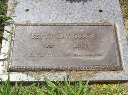 Betty Ray Curtis
