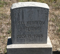 Nell <i>Kennedy</i> Bateman