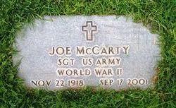 Diamond Joe McCarty