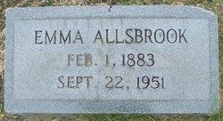 Emma Allsbrook