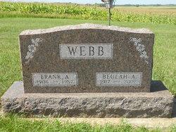 Beulah Agnes <i>Dalton</i> Webb