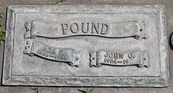 Ada E. Pound