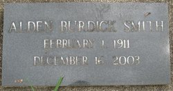 Alden Burdick Smith