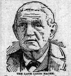 Louis Bache, Jr