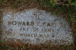 Howard Eugene Call