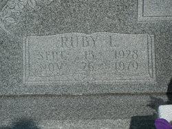 Ruby Lorene <i>Gast</i> Bolen