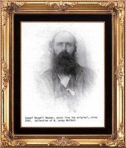 Samuel Maxwell Newman