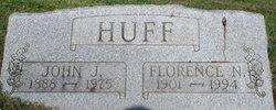 Florence N Huff