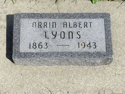 Orrin Albert Lyons