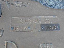 Sarah Murgrine <i>Justis</i> Loyd