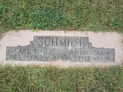 Pauline Edith <i>Brinkerhoff</i> Schmidt
