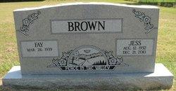 Jess Evans Brown, III