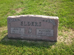 June E. <i>Ringerwole</i> Elders