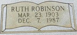 Ruth <i>Robinson</i> Abernathy