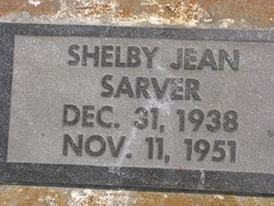 Shelby Jean Sarver