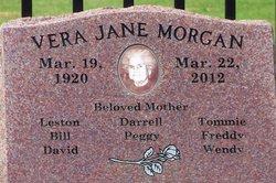 Vera Jane Morgan