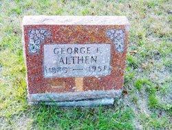 George Frederick Althen