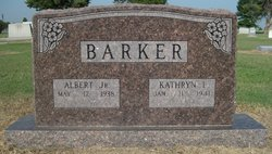 Albert Barker, Jr