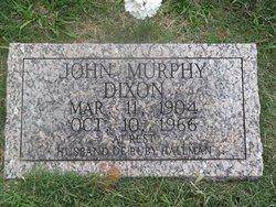 John Murphy Dixon