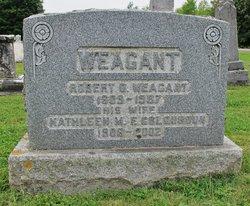Kathleen Mary F. <i>Colquhoun</i> Weagant